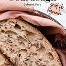 The Best Maple Pecan and Cinnamon Sourdough Bread Recipe