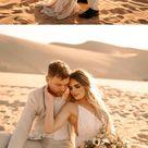 Glamis Sand Dunes California Desert Wedding | Destination Wedding Photographer - Emily Vandehey