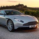 2017 Aston Martin DB11 Lightning Silver   Front Three Quarter