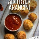 Air Fryer Arancini