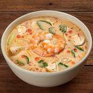 Tom Yam thailändische Suppe Rezept   Thai Kitchen