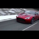 Aston Martin V12 Zagato Road Video and Unveiling in Kuwait