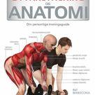 Styrketrening og anatomi - din personlige treningsguide | ARK Bokhandel
