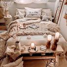 Bohemian bedroom decor inspiration