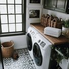 82 Remarkable Laundry Room Layout Ideas for The Perfect Home Drop Zones - homelovers