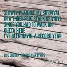 Eric Church Songs