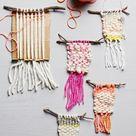 7 Easy, No-Knit Yarn Crafts