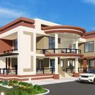 5 bedroom House Plan, 4000sqft house plans, 5 bedroom floor plans, Modern House Plans, Contemporary Homes, House Plans For Sale, Buy Now.