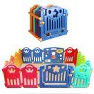 Non-foldable Baby Playpen Rainbow 2 - 16 pcs