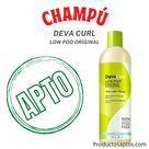 Champú Low Poo Original - Deva Curl - ProductosAptos.com Método Curly Girl