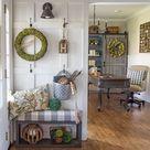 Iconic Farmhouse Cottage Living - Sarah Richardson Style
