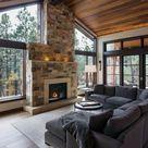 Birch Log Candle Holder, Fireplace Decor, Birch Wood Decor, Birch Logs, Birch Wood Fireplace, Log Fireplace Filler