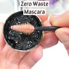 Make Your Own Plastic Free and Zero Waste Mascara