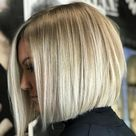 Considering an Inverted Bob with Bangs? Here are 22 Cute Ideas