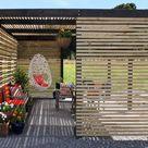 Step-by-step to a DIY garden pergola
