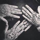 Black White Tattoos