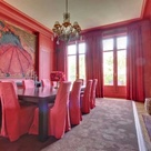 Pink Dining Rooms