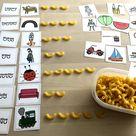 Für den Start in Klasse 1   Silbenbögen mit Nudeln legen   Blog   Bildung leben mit innovativem Unterrichtsmaterial