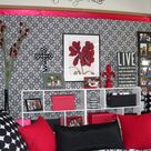 Dorm Room Walls