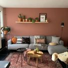 30 Best Living Room Color Ideas Schemes | Decoholic