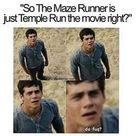 Welcome Home (A TeenWolf meets the Maze Runner fanfic) (Newtmas) - Character Intro