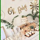 A full of joy 22+   baby shower ideas girl   2020