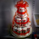 Beer Can Cakes