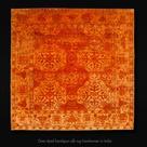 Orange Rugs