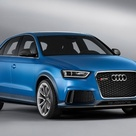 Audi RS Q3 Concept to debut at 2012 Beijing Auto Show    ZigWheels
