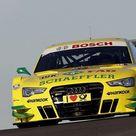 Mike Rockenfeller  Audi Sport Team Phoenix  Audi RS5 DTM Champion 2013