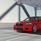 BMW M5 2012   Alpina Dynamic   EverBridge by DuronDesign on DeviantArt