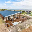 Exklusives Ferienhaus mit Sauna, Whirlpool und Panoramaaussicht - Esmark
