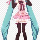 Hatsune Miku Png Hd   Hatsune Miku Anime Full Body, Transparent Png1024x1446   PngFind