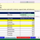 Highline Excel 2013 Class Video 02 Comprehensive Excel Formula Types & Elements Video 12 Examples