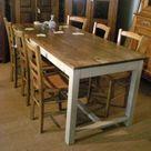 Table De Ferme Monastere Ancienne