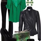 Green Outfits