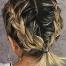 17 Fun and Easy Back-to-School Hairstyles for Girls