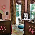 Twin Girls Rooms