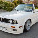 1992 BMW 325i M Technic Cabriolet 5 Speed