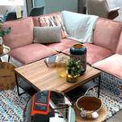 Wohnzimmer im Industrial Chic Look einrichten