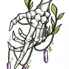 [Dessin] Black Lady, et du tatouage
