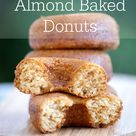 Recipe: Grain Free Baked Almond Donuts