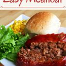 Easy Meatloaf