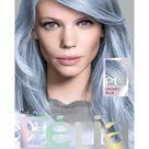 Pastel Blue Hair Dye