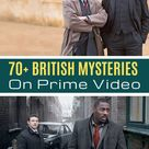 42 British Mysteries You Can Stream on Amazon Prime Video (US)