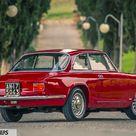 Essai voiture ancienne ALFA ROMEO GIULIA GT JUNIOR 1300