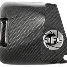 aFe Magnum FORCE Intake System Dynamic Air Scoop BMW 335i F30 12 15 L6