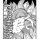 F*ck It, I'm Coloring: Swear Word Coloring Book