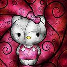 Hello Kitty Art