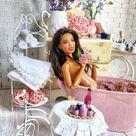 Barbie dolls кукла куклы Барби Barbie aesthetic Dollskill autfits Ожежда для кукол Dolls fashion